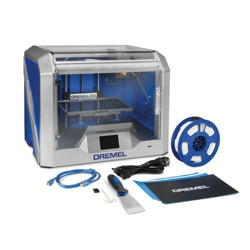 Printer 3D40 met touchscreen en Wi-Fi - Dremel