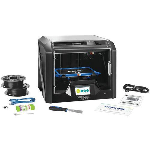 Printer 3D45 met touchscreen, Wi-Fi en HD-camera - Dremel