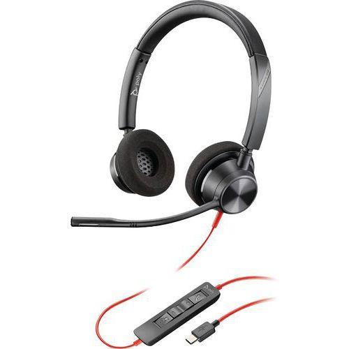 Hoofdtelefoon USB-C 2 oortjes BW3320