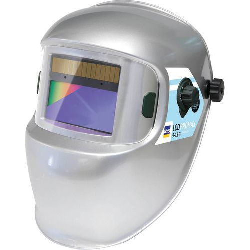 Lasmasker Promax 9/13 grijs - GYS