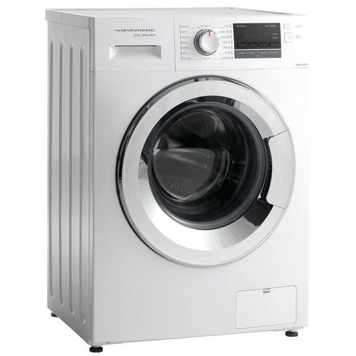 Wasautomaat voorlader 9 kg - Scandomestic