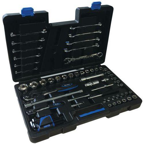 Coffret 62 outils - Manutan